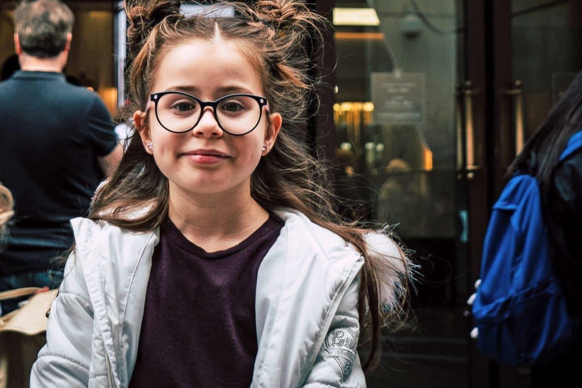 Kontaktlinsen für Kinder – Notfall-Brille / Ersatzbrille