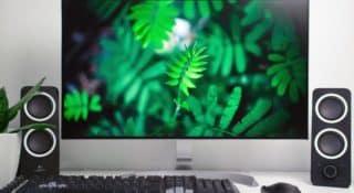 Kontaktlinsen und Computerarbeit (Bildschirmarbeit)