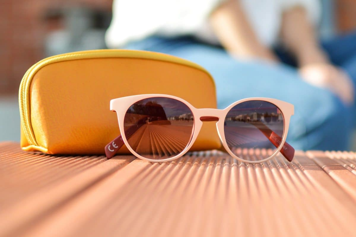 Sonnenbrille CE-Kennzeichnung