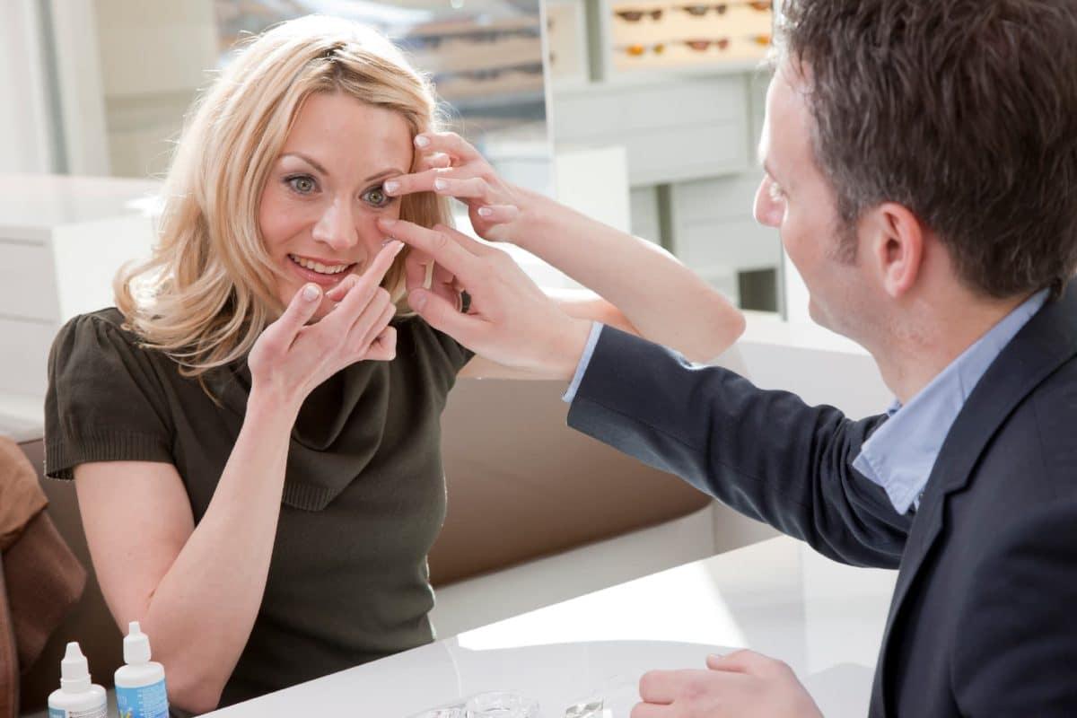 Kontaktlinsen-Experte finden – Kontaktlinsen-Beratung