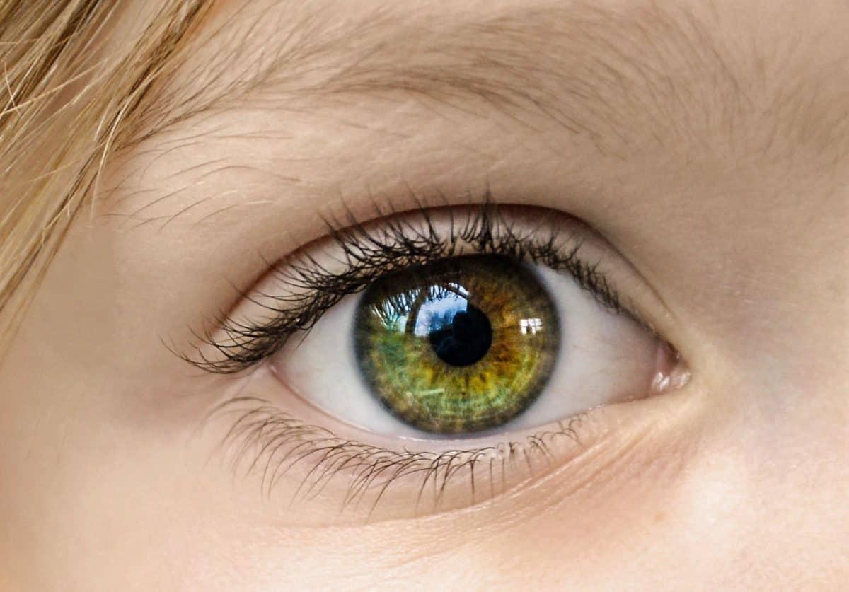 Monatslinsen Kontaktlinsen für Kinder
