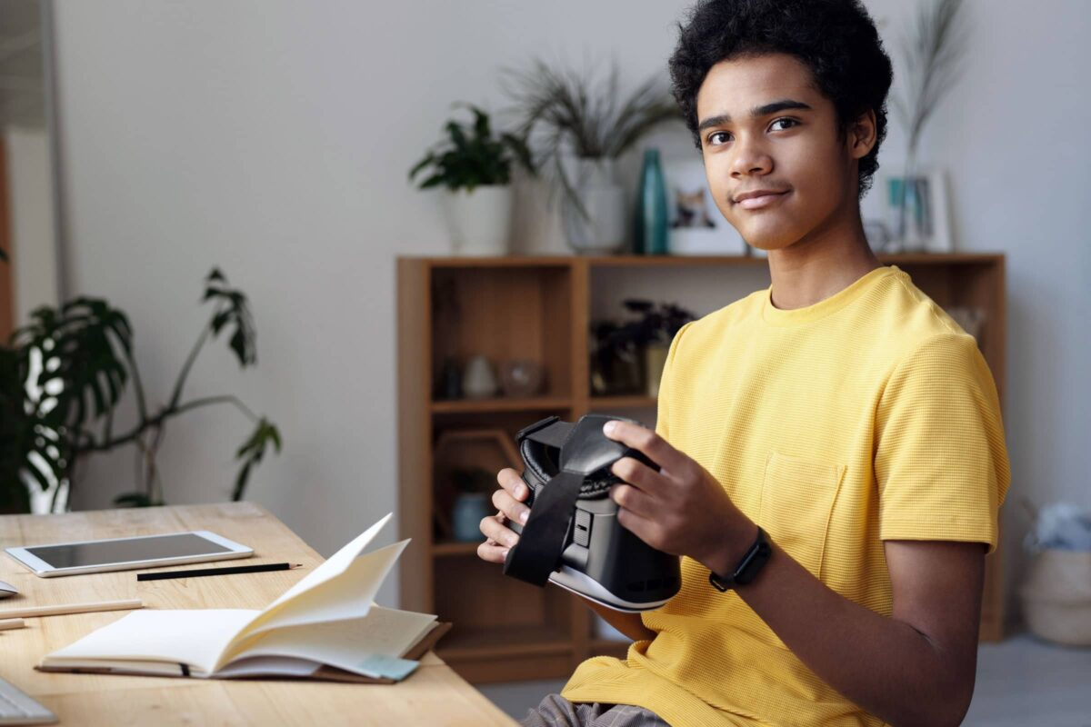 Myopie Management für Jugendliche