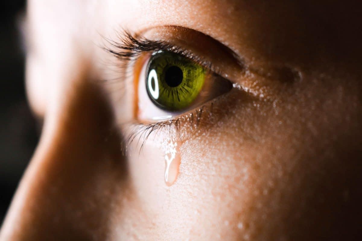 Trockene Augen – tränende Augen Ursachen